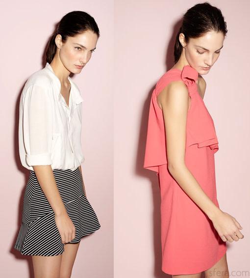sfera moda verano 2014