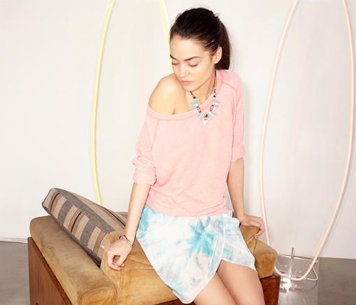 sfera ropa verano 2014