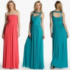 Vestidos de fiesta el corte ingles 2014: Los mejores vestidos largos para bodas