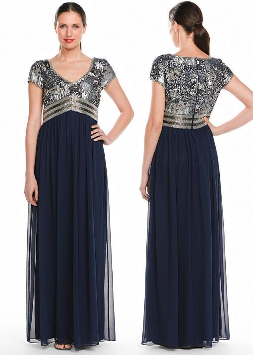 88b0113db Los mejores vestidos de fiesta El Corte Inglés moda joven 2014 ...