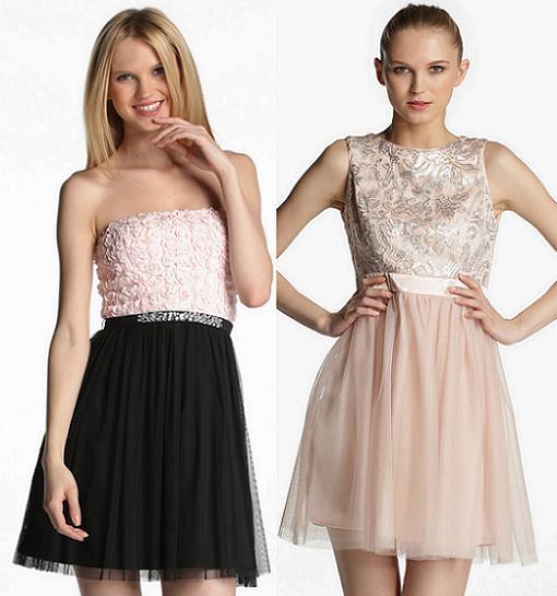 vestidos de fiesta formula joven primavera verano 2014 para bodas