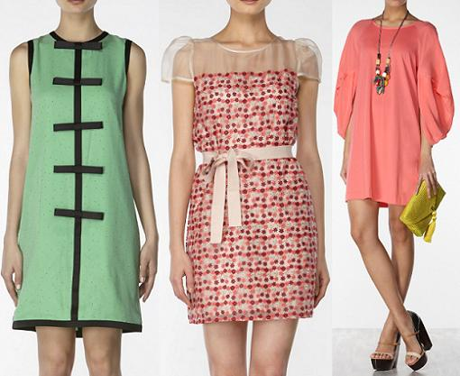 hoss intropia vestidos moda 2014