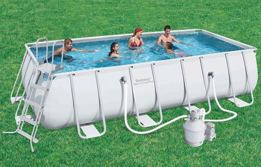 piscina de chapa el corte inglés