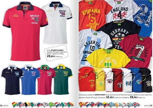 ropa mundial brasil