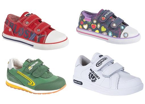 zapatillas deportivas pablosky