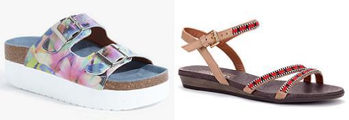 sandalias verano el corte ingles moda joven 2014