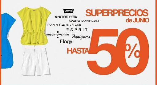 Superprecios moda el corte inglés