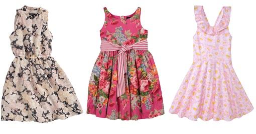 vestidos de fiesta para niñas el corte ingles