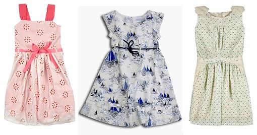vestidos de niña el corte ingles
