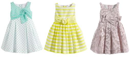 vestidos de niña torres