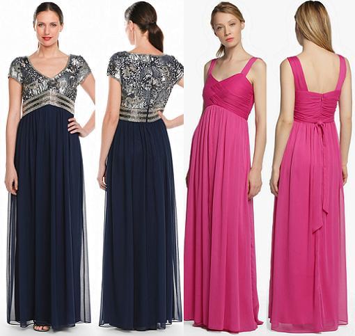 vestidos largos el corte ingles 2014