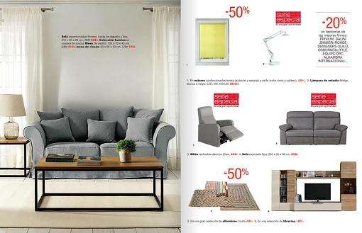 Rebajas el corte ingl s ofertas en decoraci n hasta el 31 for Rebajas de muebles en el corte ingles