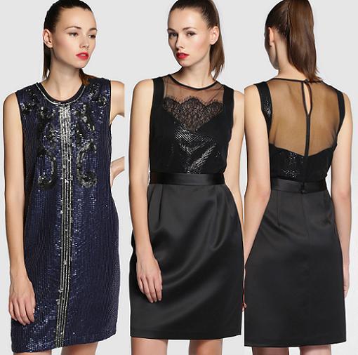 nueva coleccion tintoretto vestidos 2014
