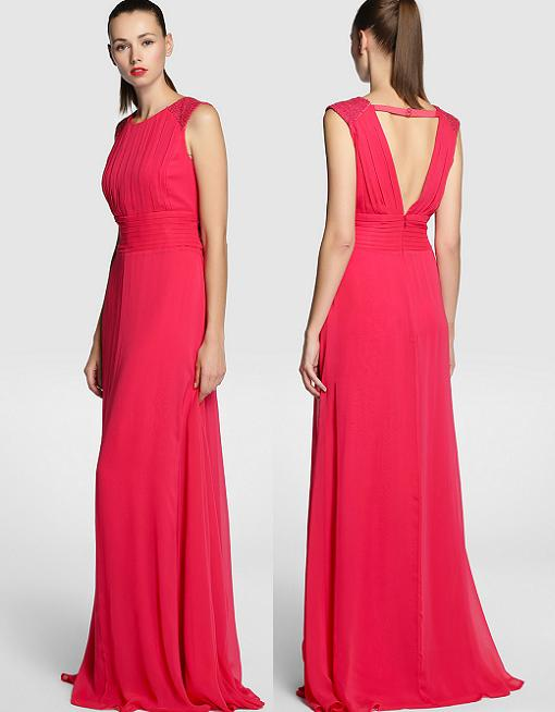 nueva coleccion tintoretto vestidos de fiesta 2014