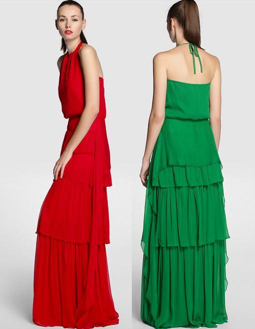 tintoretto vestidos fiesta 2014 largos