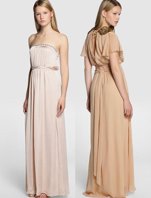tintoretto vestidos fiesta 2014 otoño