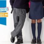 uniformes en el corte inglés