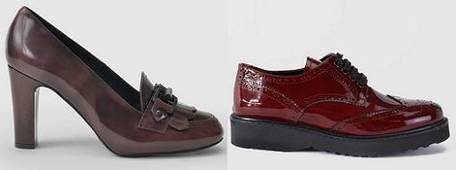 zapatos gloria ortiz otoño invierno 2014 2015 masculinos