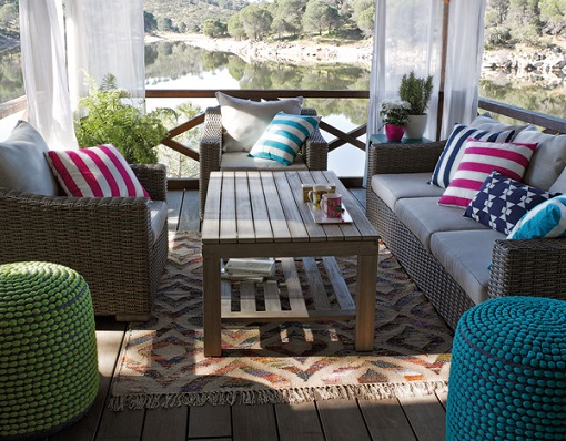 Las mejores alfombras el corte ingl s de estilo oriental for Las mejores alfombras