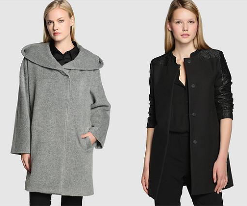 El Corte Inglés abrigos de mujer