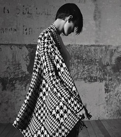 sfera moda otoño invierno 2014 2015 capas