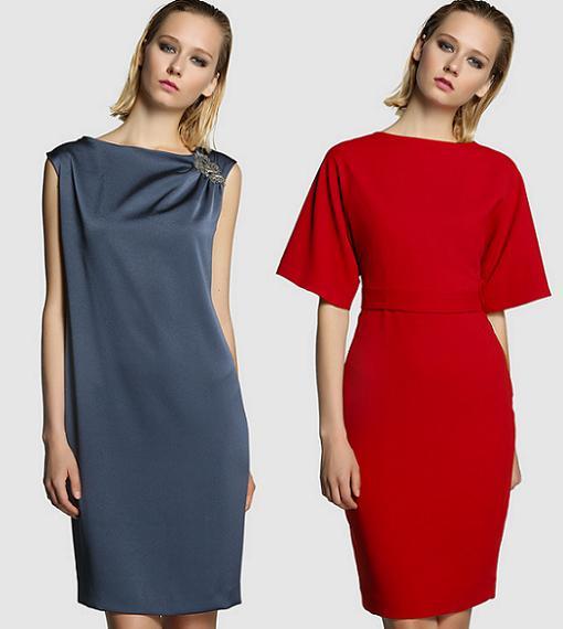 sintesis vestidos otoño invierno 2014 2015