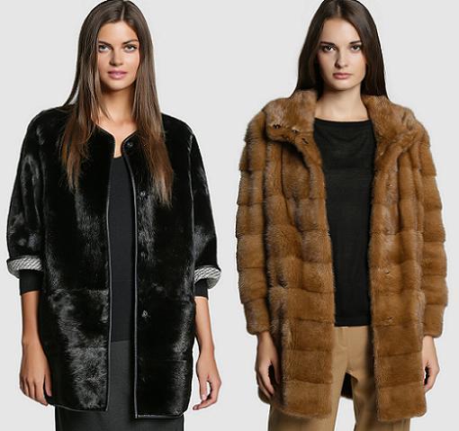 abrigos de vison el corte ingles 2015