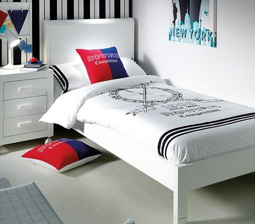 Dormitorios juveniles el corte ingl s espacios pr cticos for Precios de dormitorios juveniles