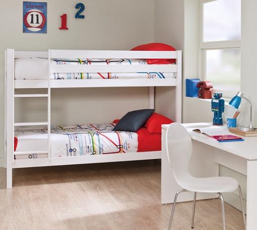 Dormitorios juveniles el corte ingl s espacios pr cticos for Corte ingles dormitorios infantiles