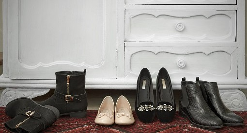 Sfera zapatos