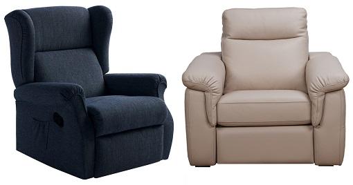 10 sillones El Corte Inglés para relajarte en el salón ...