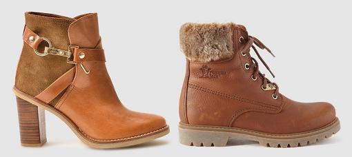 zapatos el corte ingles otoño invierno 2014 2015 botines