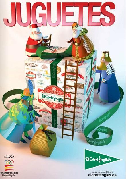 catálogo de juguetes del corte inglés