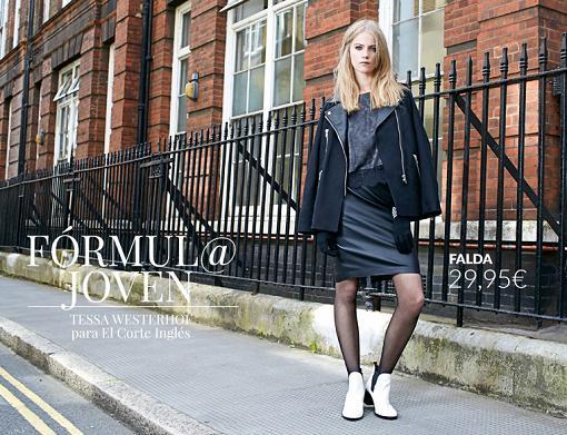 Catálogo Fórmula Joven de El Corte inglés otoño invierno 2014 2015
