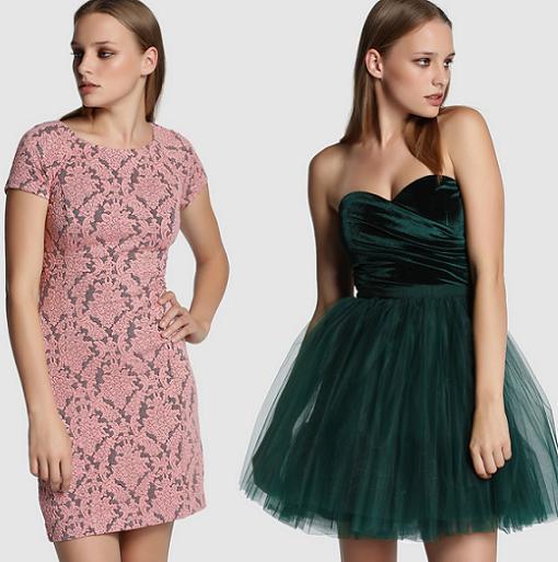 naf naf vestidos otoño invierno 2015