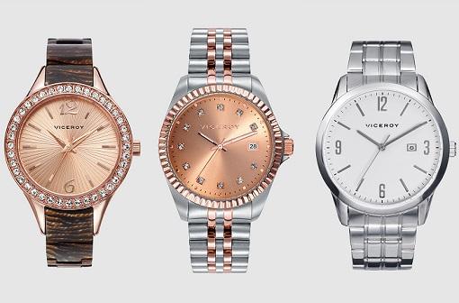 Viceroy el corte ingl s descubre sus relojes pulseras - Relojes de cocina el corte ingles ...