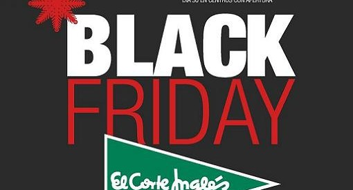 black friday el corte ingles 2014