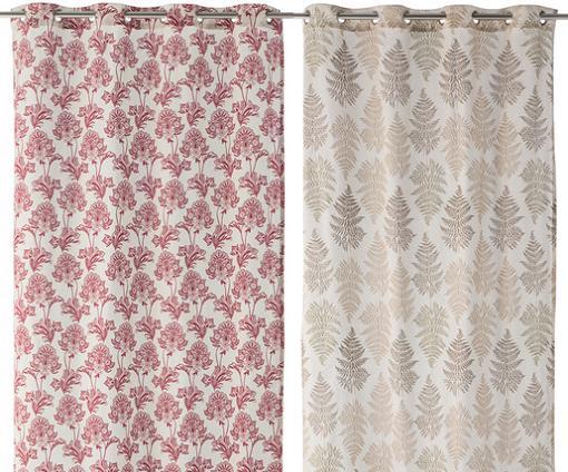 Nuevas cortinas el corte ingl s modernas y baratas para el dormitorio o sal n fans de el for Cortinas de bano el corte ingles