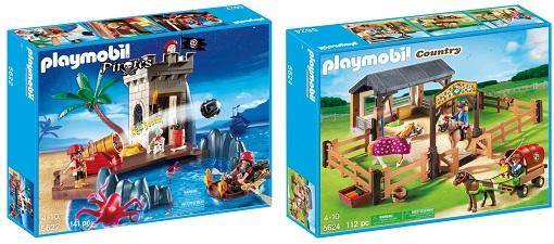juguetes playmobil en el corte inglés