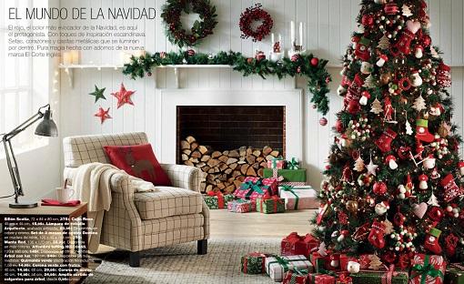 navidad el corte inglés 2014