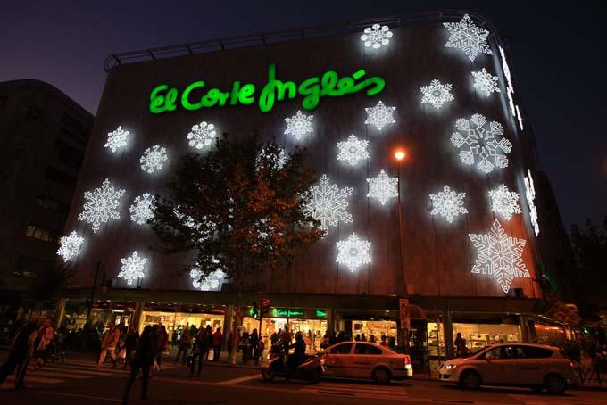 Tarjeta anticipo de navidad financiaci n el corte ingl s for El corte ingles navidad
