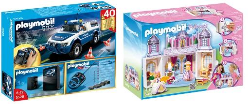 nuevos juguetes playmobil el corte inglés