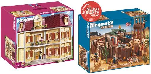 playmobil juguetes