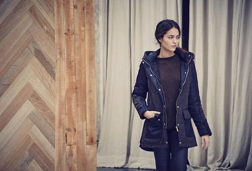 brillante n color en venta Moda Nuevos abrigos Sfera mujer: chaquetones, parkas y anoraks ...
