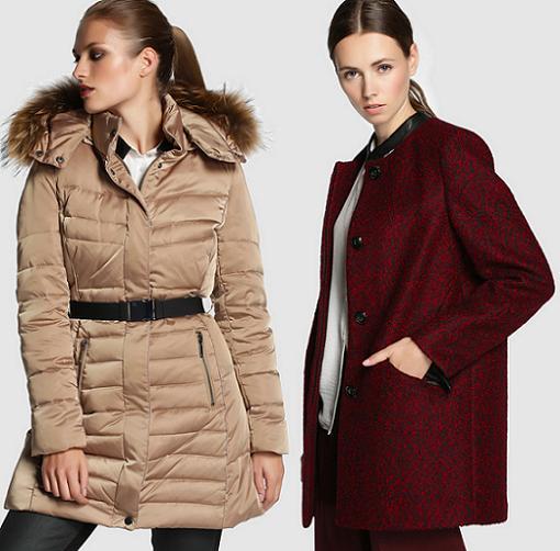 tintoretto moda abrigos