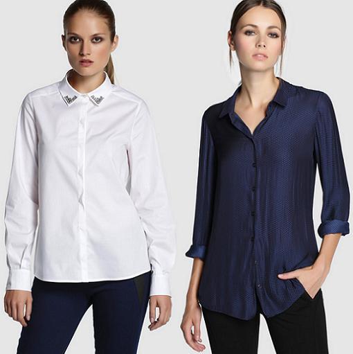 tintoretto moda camisas