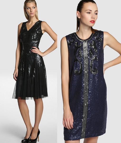 vestidos fin de año el corte ingles 2014