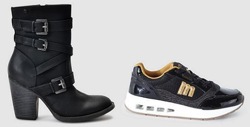 9dfb086e0a3fb Botas y zapatos de Mustang invierno 2015 en El Corte Inglés