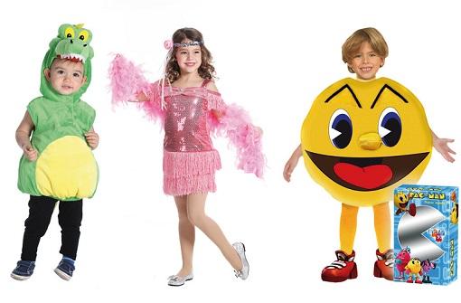 disfraces infantiles en el corte inglés