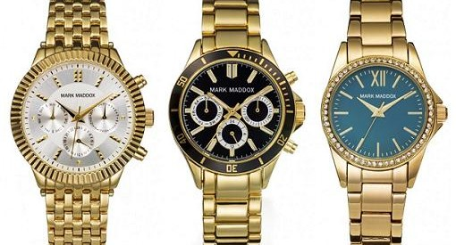 relojes mark maddox 2015